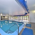 Swimming pool at Comfort Suites Westminster