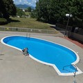Swimming pool at Comfort Suites at Ridgewood Farms