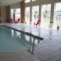 Swimming pool at Comstock Inn & Conference Center