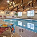Swimming pool at Coshocton Village Inn & Suites