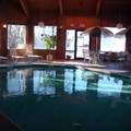 Swimming pool at Country Hearth Inn Lomira Hotel