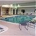 Swimming pool at Country Inn & Suites