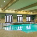 Swimming pool at Country Inn & Suites (Best Breakfast in Town!)