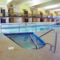 Swimming pool at Country Inn & Suites / Bigwood Event Center