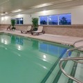 Swimming pool at Country Inn & Suites Buffalo South