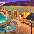 Swimming pool at Country Inn & Suites El Paso Sunland