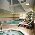 Swimming pool at Country Inn & Suites Fredericksburg