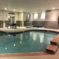 Swimming pool at Country Inn & Suites Humble