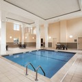 Swimming pool at Country Inn & Suites Manchester Airport