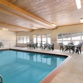 Swimming pool at Country Inn & Suites Marquette