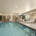 Swimming pool at Country Inn & Suites Minot