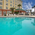 Swimming pool at Country Inn & Suites Orlando Airport
