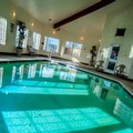 Swimming pool at Country Inn & Suites Prineville