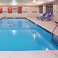 Swimming pool at Country Inn Suites Youngstown West