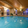 Swimming pool at Country Inn & Suites by Carlson Cedar Falls