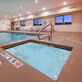 Swimming pool at Country Inn & Suites by Carlson Lubbock