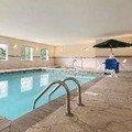 Swimming pool at Country Inns & Suites