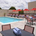 Swimming pool at Courtyard Austin Pflugerville