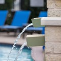 Swimming pool at Courtyard Dallas Plano / Richardson