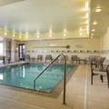 Swimming pool at Courtyard Des Moines West / Jordan Creek