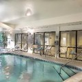 Swimming pool at Courtyard Greensboro Airport