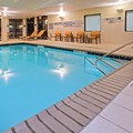 Swimming pool at Courtyard Louisville Northeast