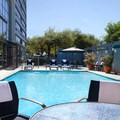 Swimming pool at Courtyard Marriott