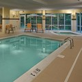 Swimming pool at Courtyard Marriott Coatesville Exton Philadelphia