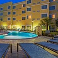 Swimming pool at Courtyard Suites by Marriott Abilene Northeast