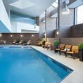 Swimming pool at Courtyard & Towneplace Suites Marriott Toronto Northeast Markham