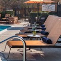 Swimming pool at Courtyard by Marriott Addison Midway