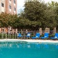 Swimming pool at Courtyard by Marriott Addison / Quorum