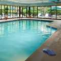 Swimming pool at Courtyard by Marriott Ann Arbor Mi