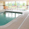 Swimming pool at Courtyard by Marriott Atlanta / Mcdonough