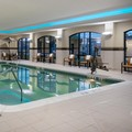 Swimming pool at Courtyard by Marriott Buffalo Airport