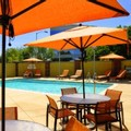 Swimming pool at Courtyard by Marriott Campbell