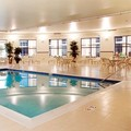 Swimming pool at Courtyard by Marriott Canton