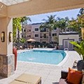 Swimming pool at Courtyard by Marriott Carlsbad
