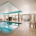 Swimming pool at Courtyard by Marriott Charlotte Airport