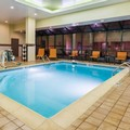 Swimming pool at Courtyard by Marriott Chattanooga Downtown
