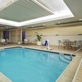 Swimming pool at Courtyard by Marriott Chicago St. Charles