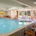 Swimming pool at Courtyard by Marriott Cleveland Willoughby