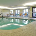 Swimming pool at Courtyard by Marriott Colorado Springs South