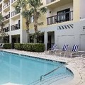 Swimming pool at Courtyard by Marriott Coral Springs