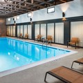 Swimming pool at Courtyard by Marriott Cromwell