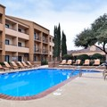 Swimming pool at Courtyard by Marriott Dallas Lbj at Josey