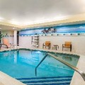 Swimming pool at Courtyard by Marriott Danbury