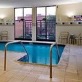 Swimming pool at Courtyard by Marriott Glassboro Rowan University