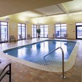 Swimming pool at Courtyard by Marriott Hamilton