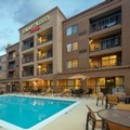 Swimming pool at Courtyard by Marriott Hanes Mall